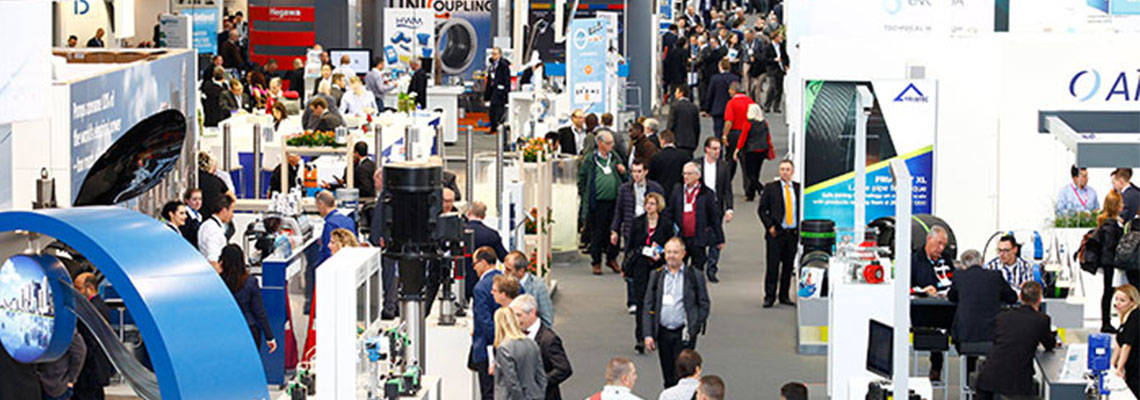 Records already being broken by the 25th edition of Aquatech Amsterdam