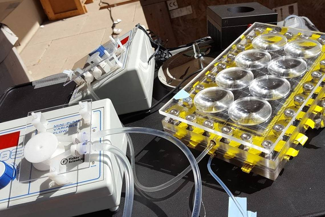 RESEARCH: Nanoparticles boost solar desalination efficiency