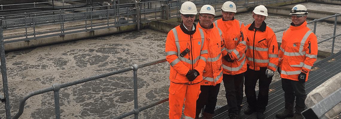 Thames Water story