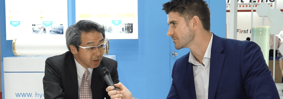 Video interview: Hydranautics' Tsune Katsura on membrane developments