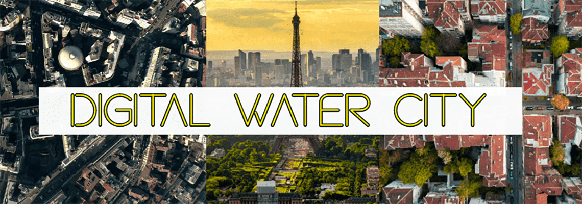 Five cities & 18 solutions kick-start Digital Water City initiative