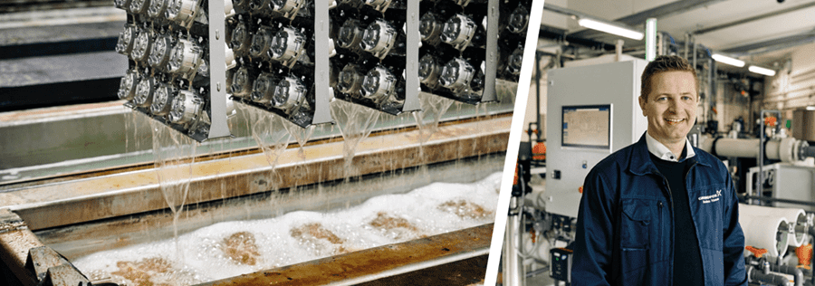 CASE STUDY: Pump giant forges ahead on water recycling