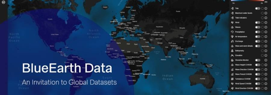 VIDEO: DELTARES LAUNCHES BLUEEARTH DATA OPEN ACCESS WEB PLATFORM