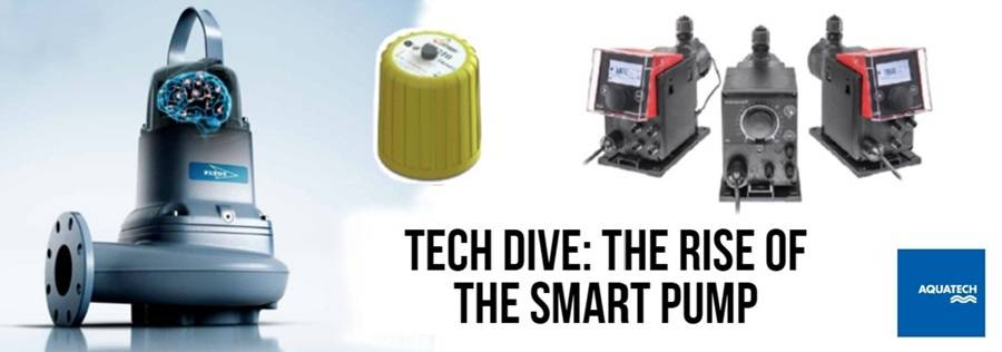 TECH DIVE: THE RISE OF THE SMART PUMP