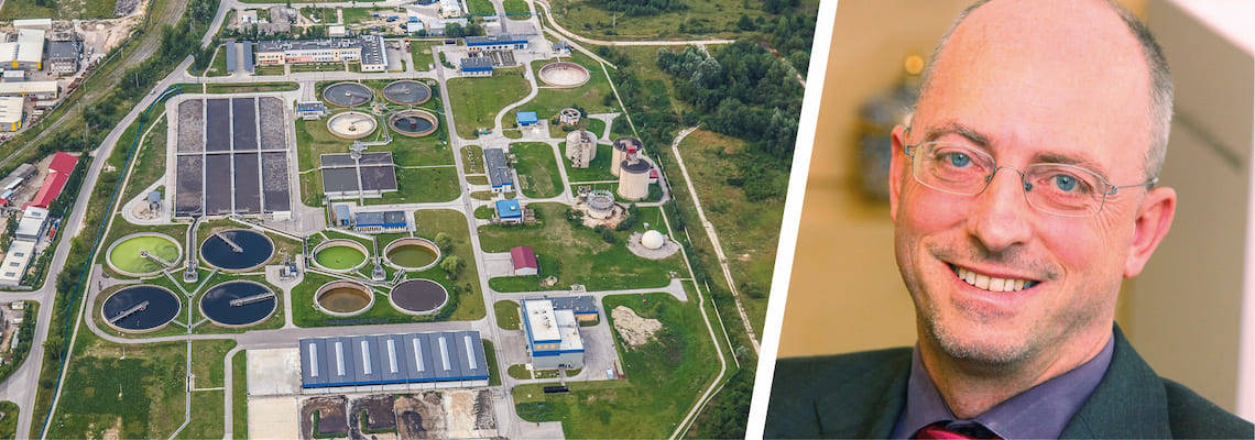 mark van Loosdrecht on wastewater and a circular economy