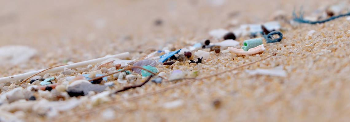 Microplastics remain area of emerging concern
