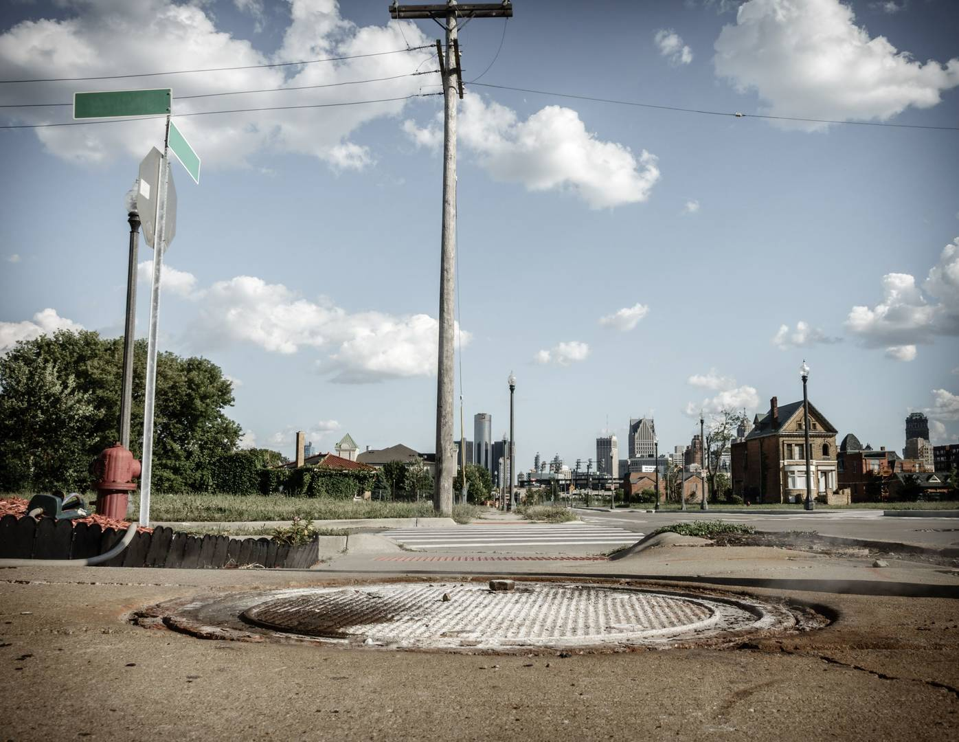 Detroit is making a investment in water and sewer systems