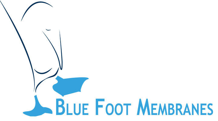 Blue Foot Membranes logo