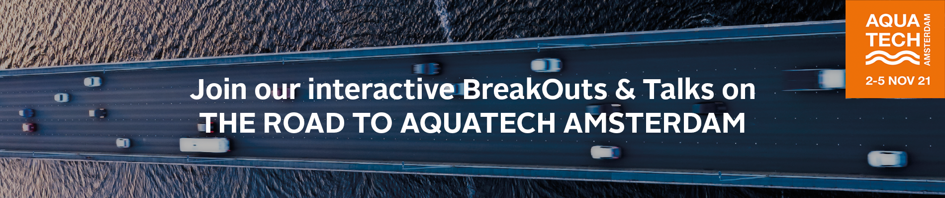 The Road to Aquatech Amsterdam